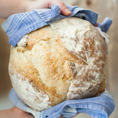 10 Tips for Baking Bread at Home
