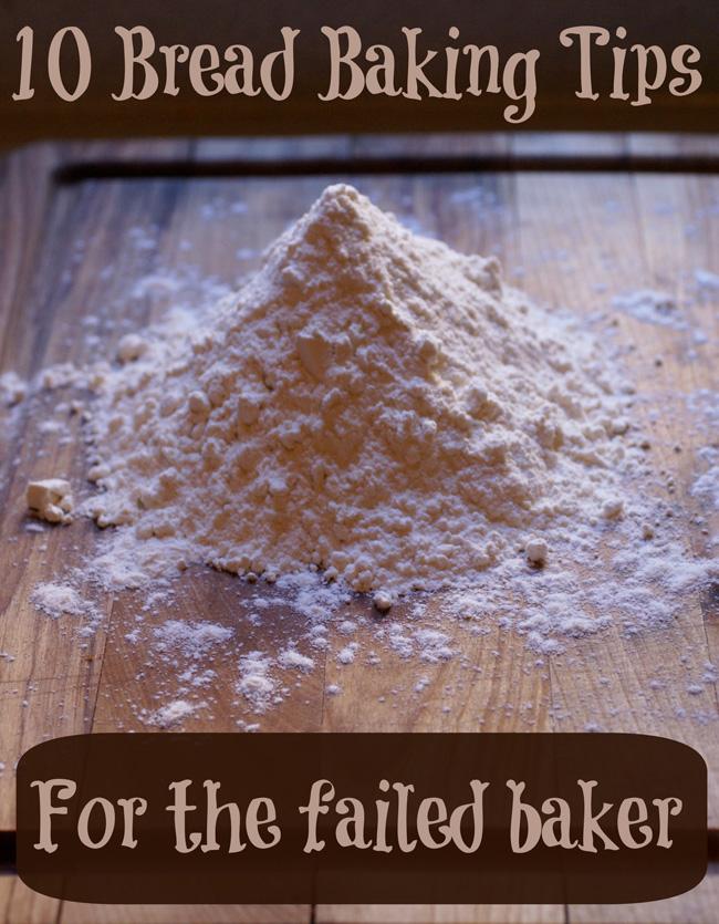 10 Bread Baking Tips for the Failed Baker ~ImaginAcres~