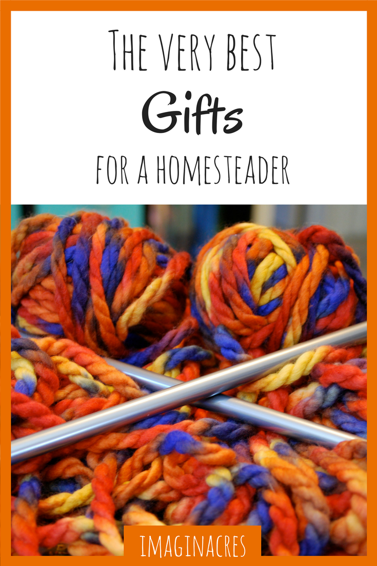 Need a gift idea for the homesteader in your life? This list is bound to give you some inspiration!