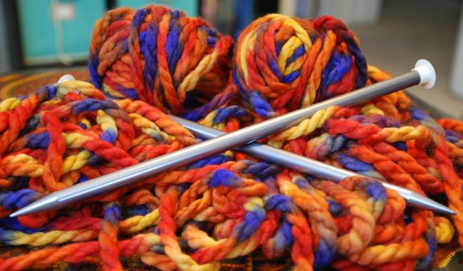 Super Scarf Knitting Pattern   ImaginAcres