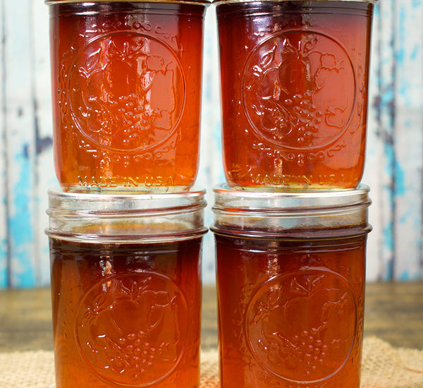 Canning maple syrup will make it last longer when stored at room temperature. If you are making maple syrup anyway, the process of hot packing and canning maple syrup is just another step that will take you less than a half hour of hands on time.